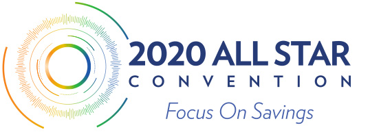 2020 All Star Convention - Focus On Savings