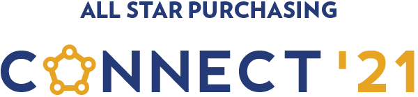 All Star Purchasing Connect '21 logo
