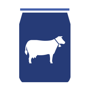 dairy powder icon